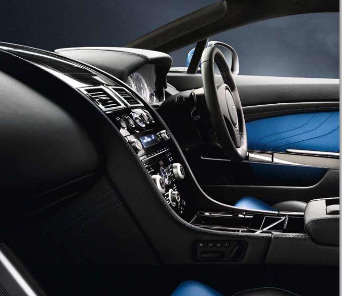 "2012 Aston Martin Vantage Interior: Aston Martin V8 Vantage S Coupe ""sporty Vantage V8"""