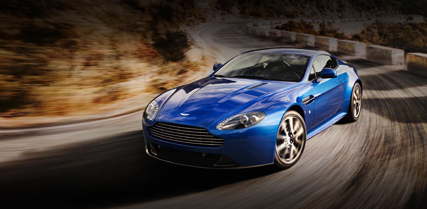 Amazing Aston Martin V8 Vantage S Coupe U201csporty Vantage V8u201d Amazing Pictures