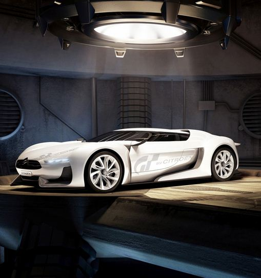 Top 10 Fastest Cars In The World In 2012