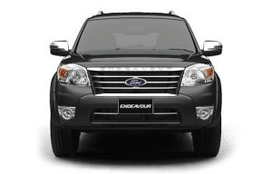 Black ford endeavour