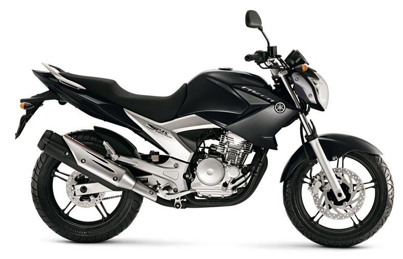 Yamaha fazer ys250 naked 250 cc bike for Yamaha fazer 250