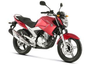 Yamaha Fazer 250 front view