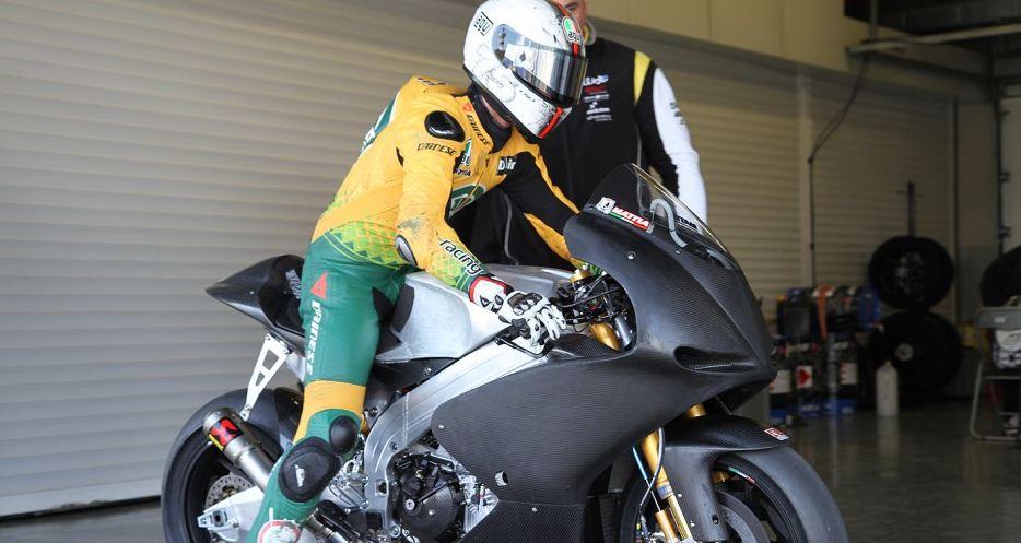 2012 Moto GP CRT Bikes