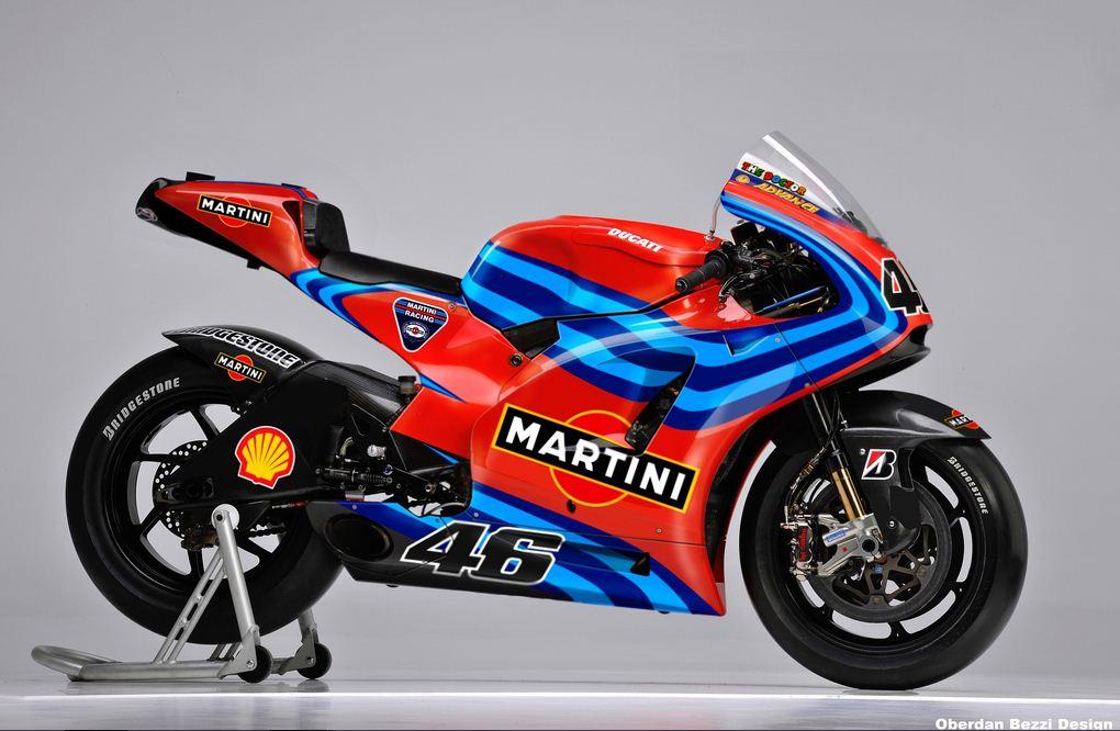 Moto GP bikes fan concepts