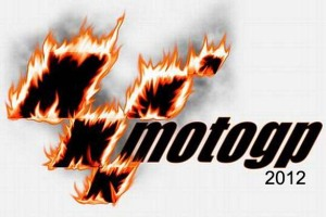 Burning Moto GP 2012 Logo