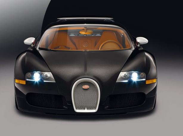 What Is The Fastest Production Car In The World >> Bugatti Veyron EB 16.4