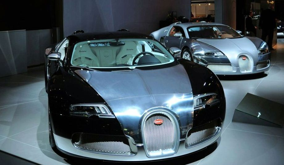 bugatti veyron eb 16 4 special editions. Black Bedroom Furniture Sets. Home Design Ideas