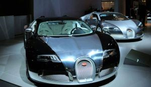 Veyron Noctrune at display
