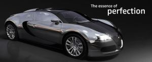 Bugatti Veyron Pur Sang Essence of perfection