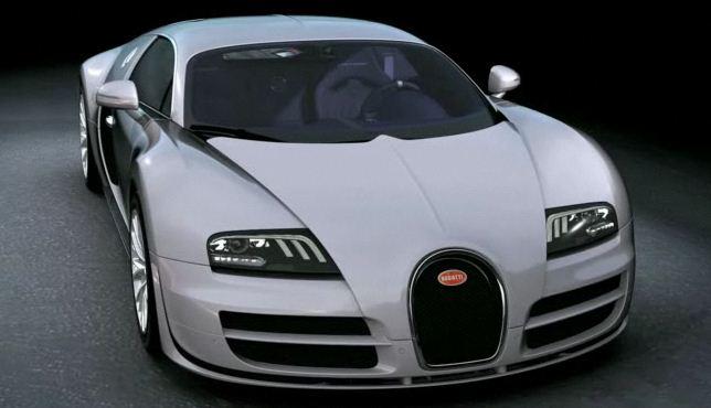 bugatti veyron competitors |