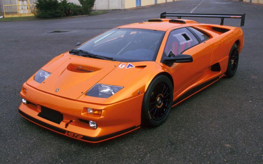 Lamborghini Diablo Limited Edition Cars