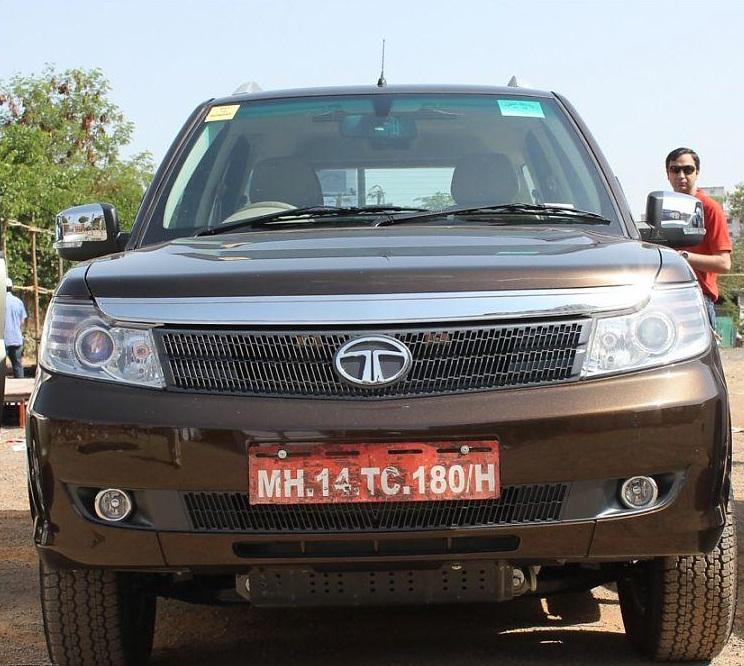 The New Tata Safari Storme : A Preview |