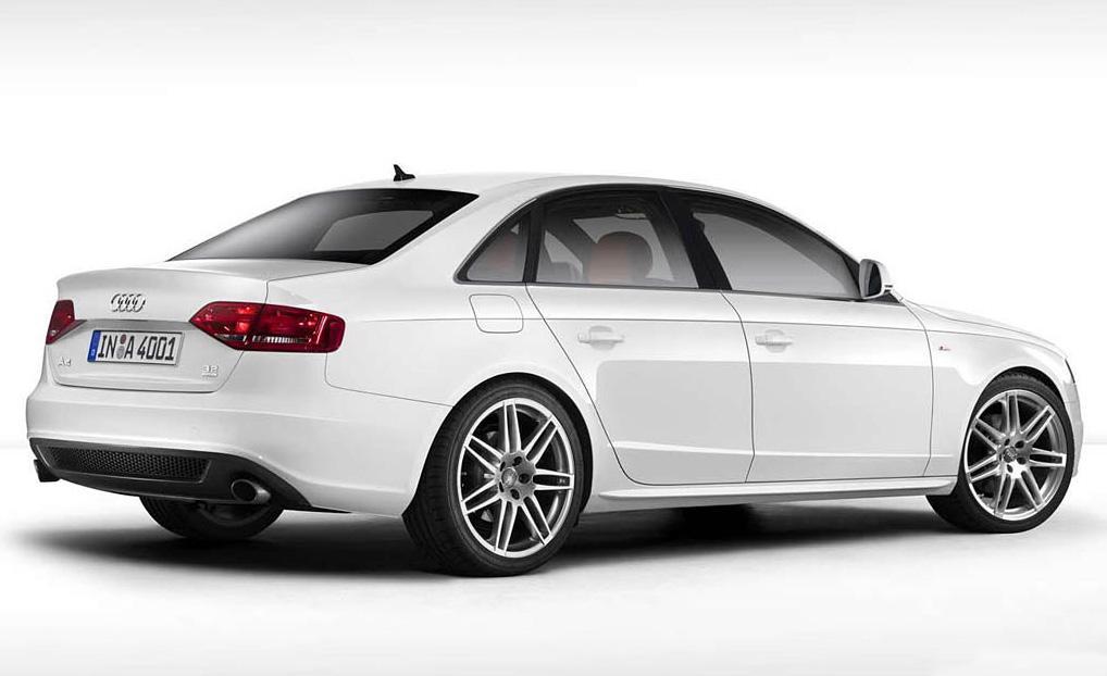 Audi A4 Update