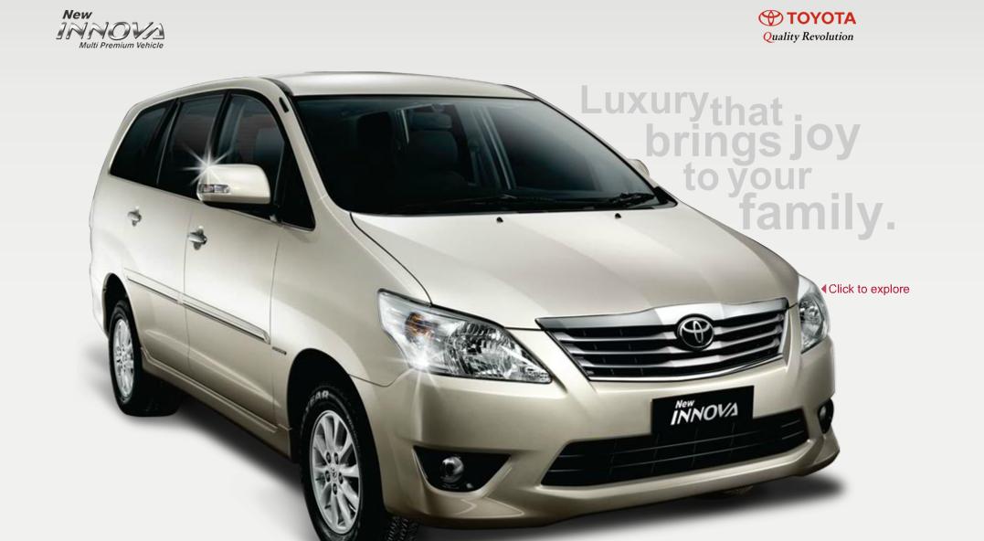2012 Toyota Innova Mpv